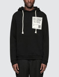 Maison Margiela Stereotype Patch Hoodie Picture