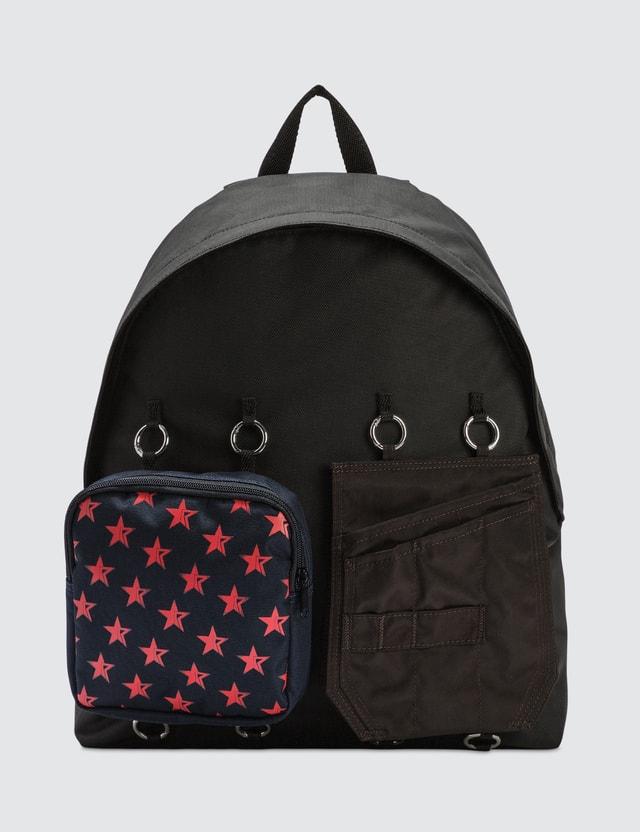 Raf Simons Raf Simons x Raf Simons Padded Doubl'r Backpack