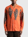 Wacko Maria Hawaiian Long Sleeve Shirt (Type-5) Picture