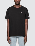Champion Reverse Weave Small Script Logo S/S T-Shirt Picture