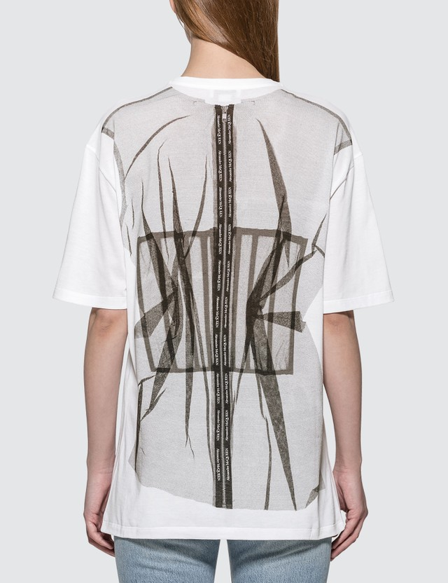 Alexander McQueen Tulle Bodice T-shirt