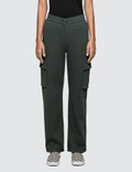 Stussy Bix Fleece Cargo Pants Picutre
