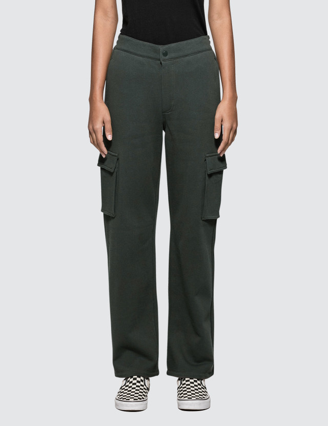 Stussy Bix Fleece Cargo Pants