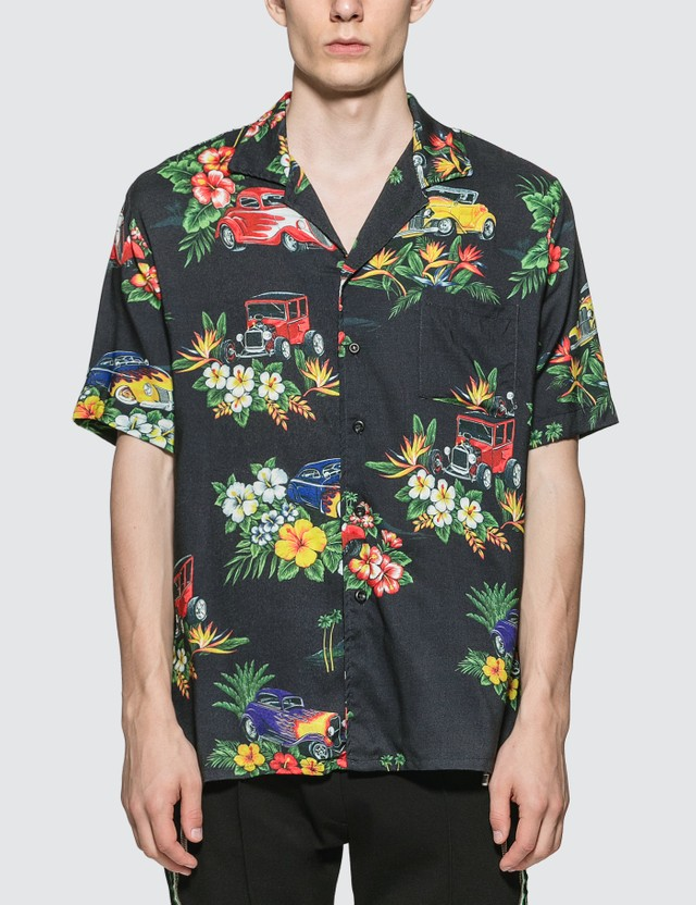 Rhude Hawaiian Shirt