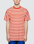 Martine Rose Oversized Stripe S/S T-Shirt Picture