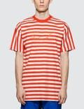 Martine Rose Oversized Stripe S/S T-Shirt Picutre