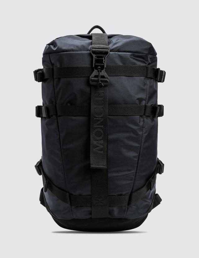 Moncler Argens Backpack Black Men