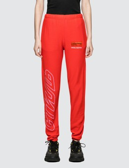 Heron Preston Ctnmb Print Sweatpants