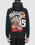 Warren Lotas Warriors Hoodie Picture
