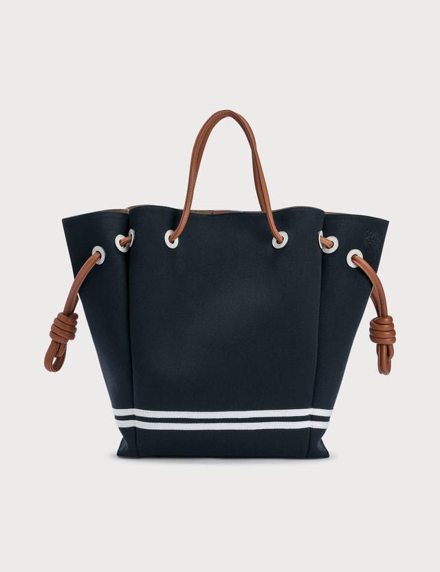 Loewe Flamenco Knot Tote Sailor Bag