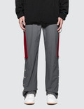 C2H4 Los Angeles Side Strap Trackpants Picture