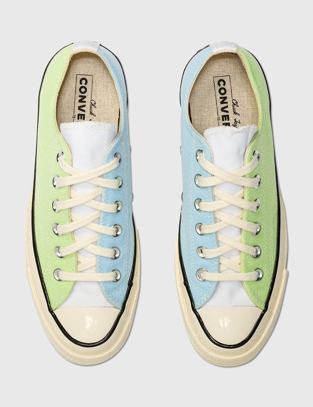 Converse Chuck 70 Chambray Blue/spring Green/white Women
