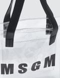 MSGM PVC Tote