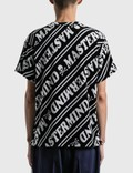 Mastermind Japan 2 Color Velour T-shirt Picture