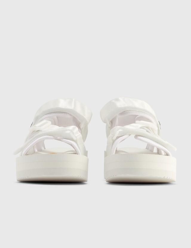 Suicoke Kisee-VPO Sandals White Women