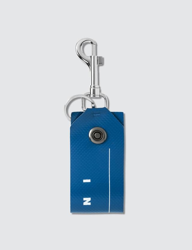 Marni Luggage Tag Keychain