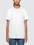 Stella McCartney Simple Stella Logo Short Sleeve T-shirt