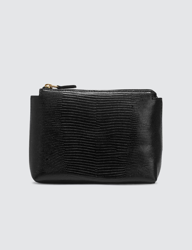 Staud Mini Shirley Shearling Bag
