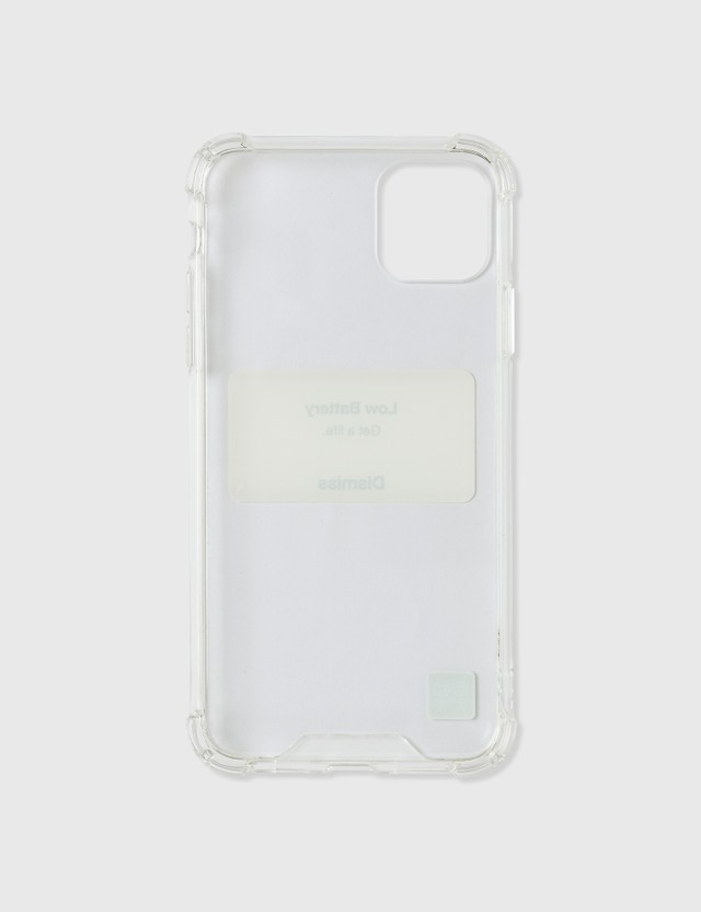 Urban Sophistication Get A Life iPhone Case Clear Women