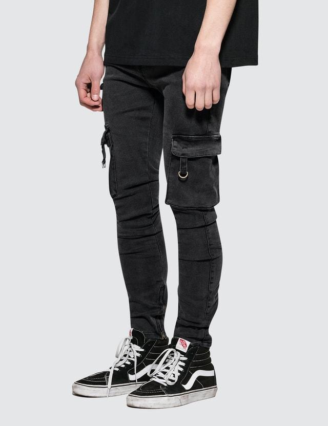 6b7a8c70 Profound Aesthetic - D-Ring Cargo Pants | HBX