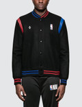 Marcelo Burlon NBA Outwear Jacket Picutre