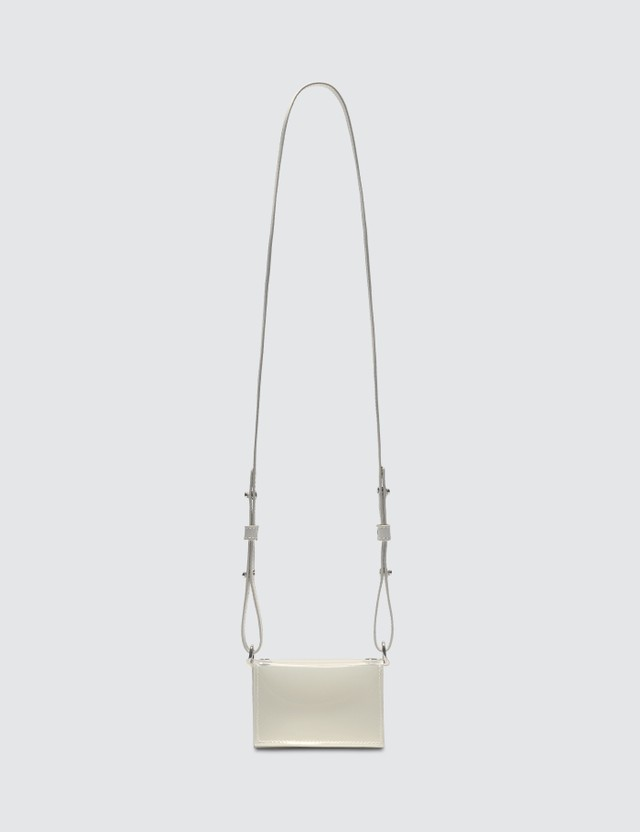 Nana-nana Leather x PVC B8 Bag