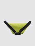X-Girl Color Block Hip Bag Yellow Women