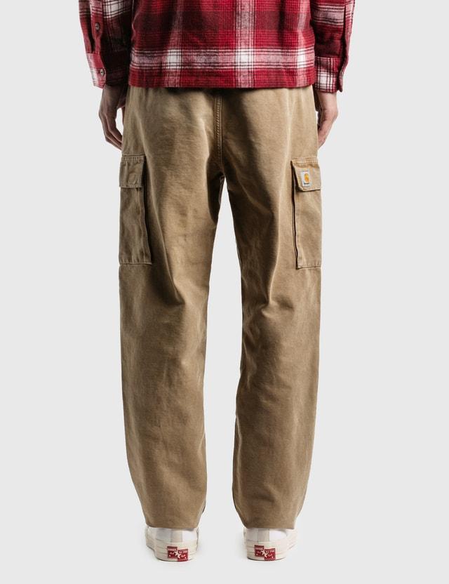 Carhartt Work In Progress Keyto Cargo Pants Hamilton Brown Men