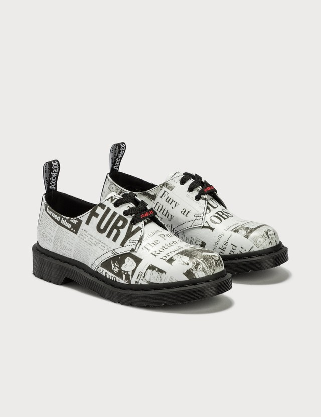 Dr. Martens 1461 Sex Pistols Leather Shoes