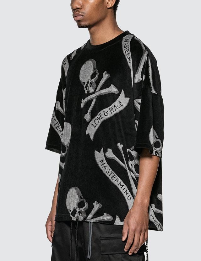 Mastermind World Tropical Skull Oversized T-shirt
