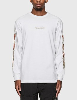 Maharishi Souvenir Long Sleeve T-Shirt