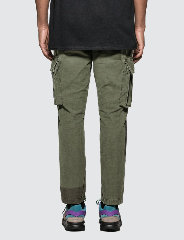 Denim By Vanquish & Fragment Remake Tapered Cargo Pants