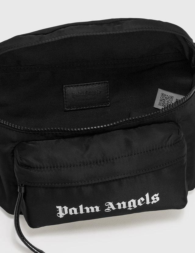 Palm Angels Essential Fanny Pack Black Men