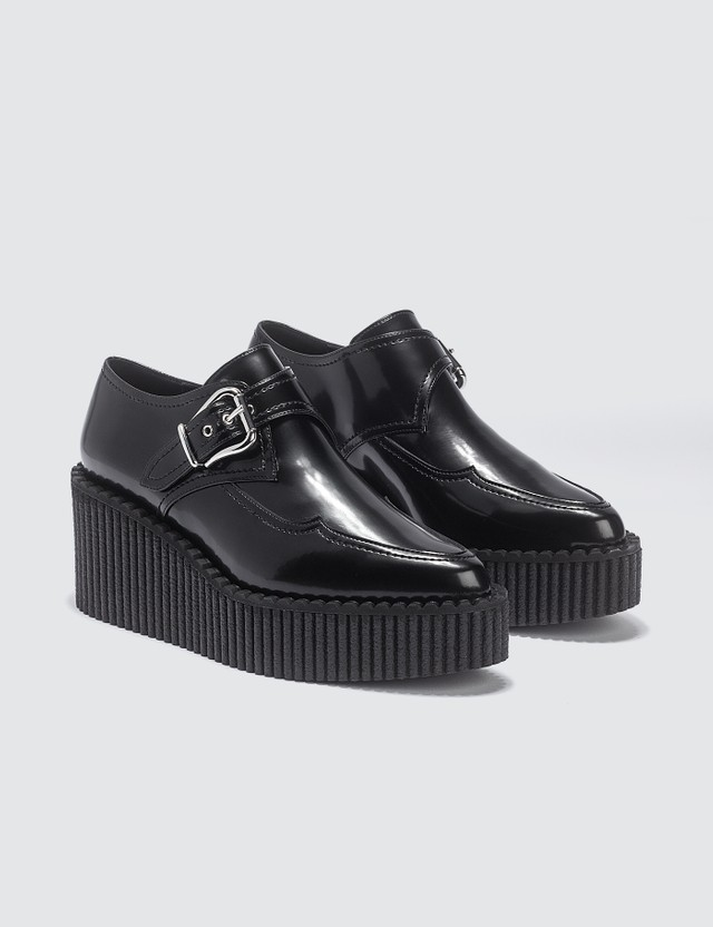 Stella McCartney Buckle Creepers