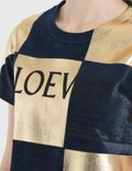 Loewe Damier Print T-Shirt