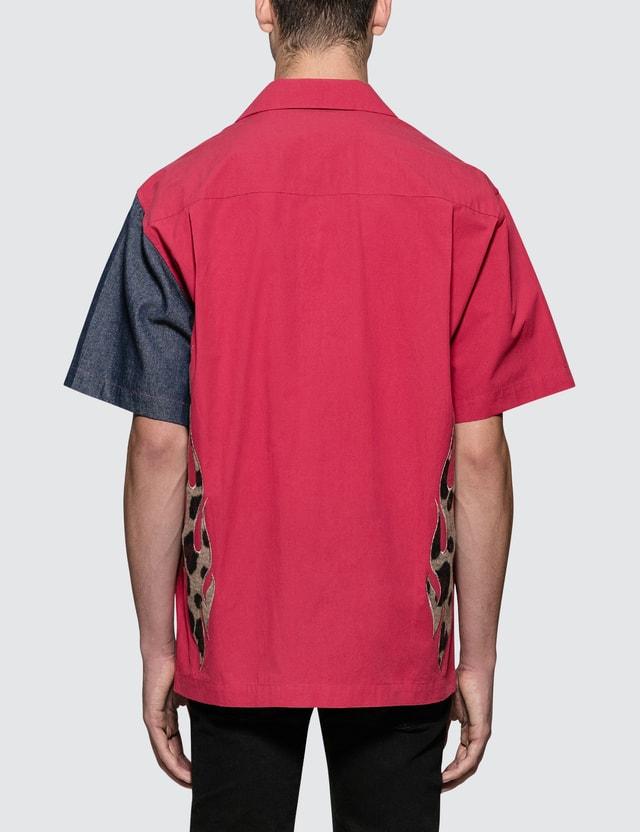 Liam Hodges Fireball Shirt Red Men