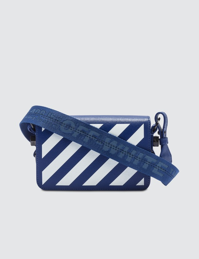 Off-White Diag Mini Flap Bag