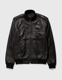 Marc Jacobs Marc By Marc Jacobs Leather Jacket