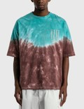 Children of the Discordance Hand Dyed And Print T-shirt Picture