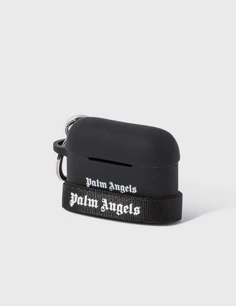 팜 엔젤스 로고 에어팟 프로 케이스 Palm Angels AirPods Pro Logo Case