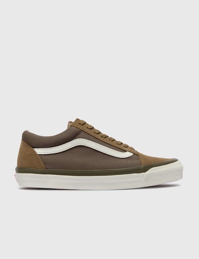 Vans Wtaps X Vans Og Old School Lx Brown Archives