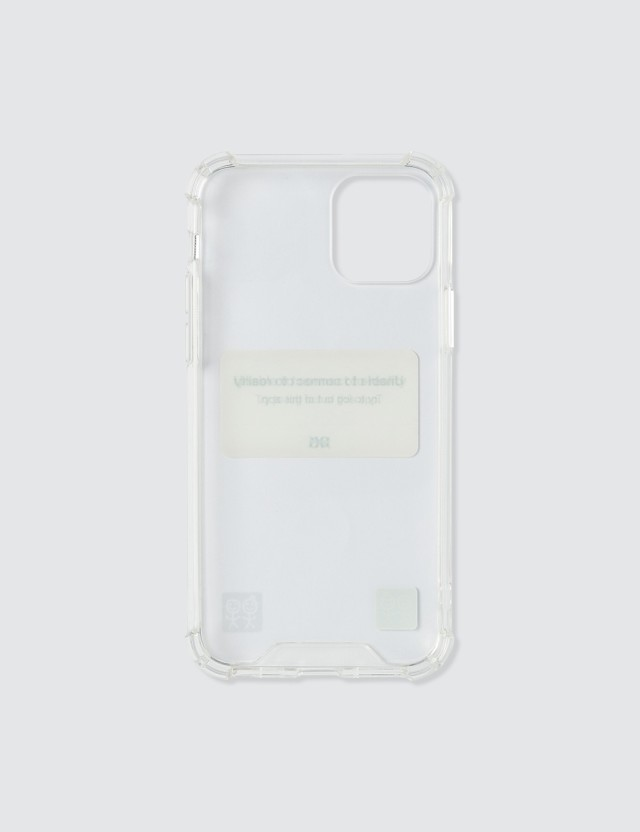 Urban Sophistication Reality Check iPhone Case