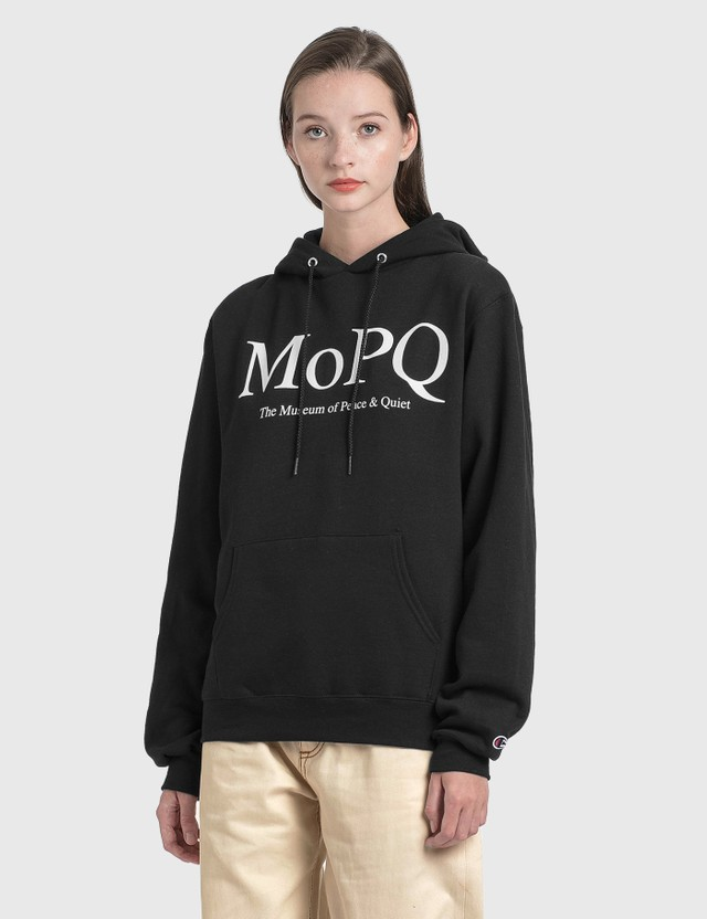 Peace & Quiet MoPQ Hoodie Black Women