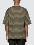 Monkey Time Stripe S/S T-Shirt