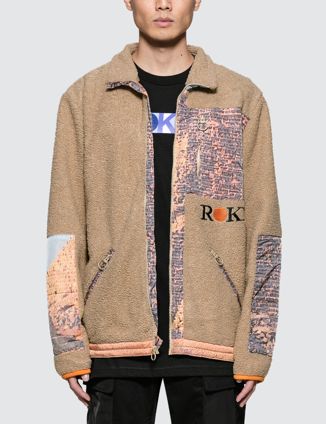 Rokit The Ruins Jacket