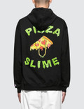 Pizzaslime Gang Logo Color Hoodie Picture