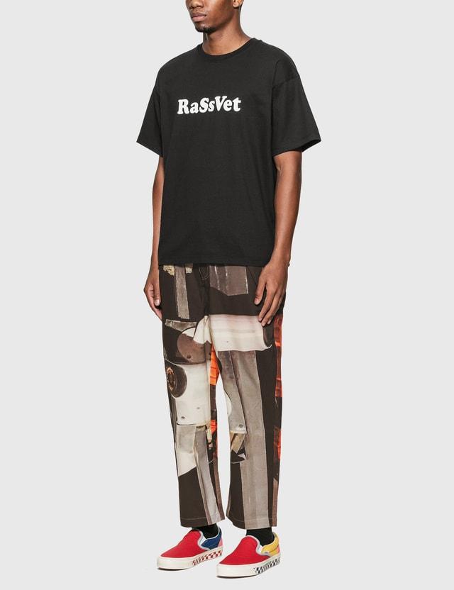 Rassvet RaSsVet 티셔츠 Black Men