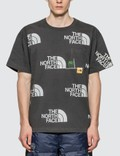 Brain Dead Brain Dead x The North Face Pocket T-shirt Picture