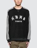 Adidas Originals Neighborhood x Adidas NH Crewneck Sweatshirt Picture