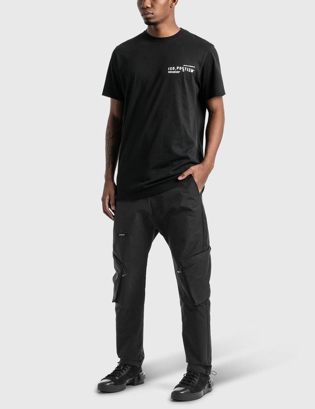 Tobias Birk Nielsen ISO Poetism 티셔츠 Black Men